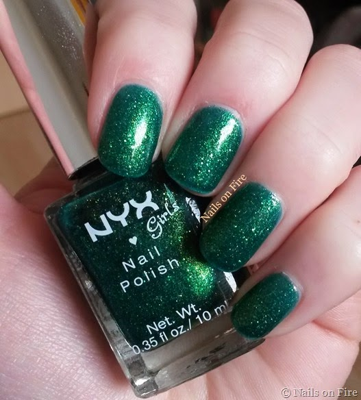 NYX - Emerald Forest (7)