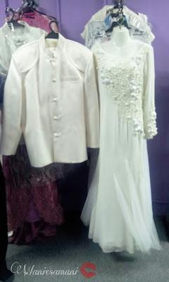 Waniesamani 39 S Blog Kahwin Oh Yeah Baju Bersanding