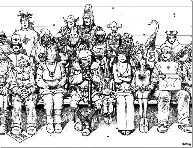 jean giraud moebius_arzach -3 1975