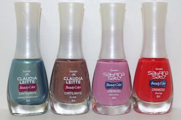 esmaltes beauty color