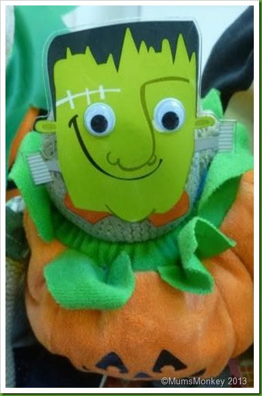 Halloween Frankinstien mask