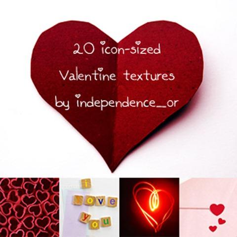 Valentine-Textures