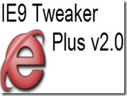 Personalizzare Internet Explorer 9 facilmente con IE9 Tweaker Plus