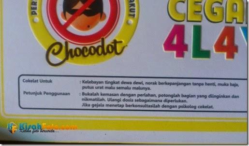 Chocodot Coklat Cegah 4l4y Kisah Foto_04