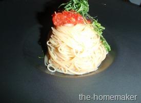 27 Pasta Japanese style @ Ninja, Akasaka