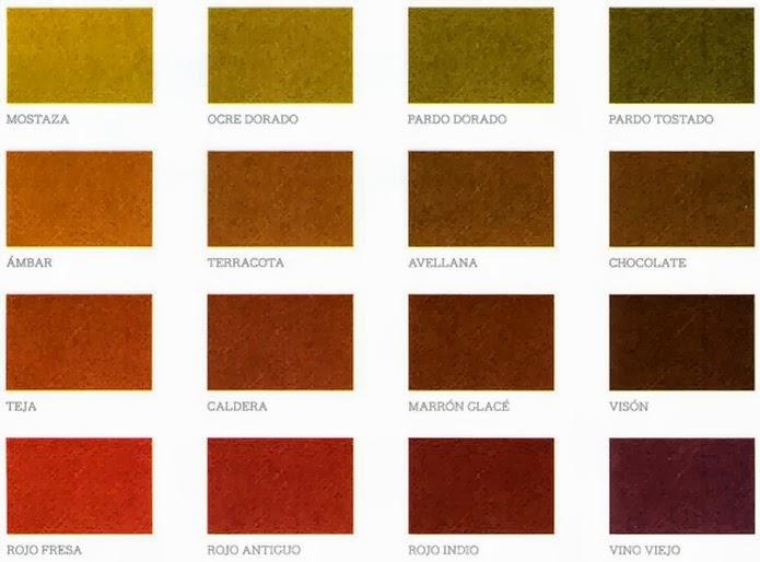 Estilo vintage colores para hacer un outfit a lo vintage for Gama de colores vivos
