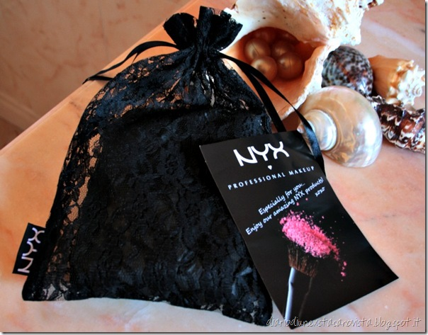 nyx cosmetics