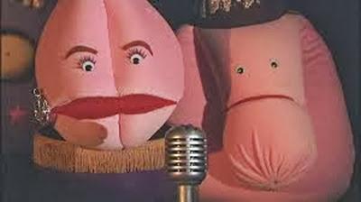 Órgãos sexuais de programa infantil da TV estatal sueca