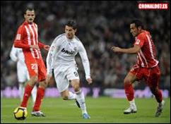 Partido Almería vs Real Madrid