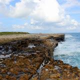 Powerful Ocean Waves At Devil's Bridge (Shot 5 of 14) - St. George's, Antigua