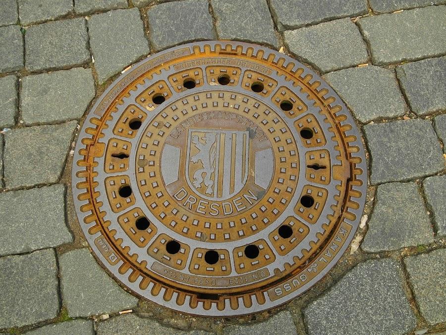 Дрезденский люк