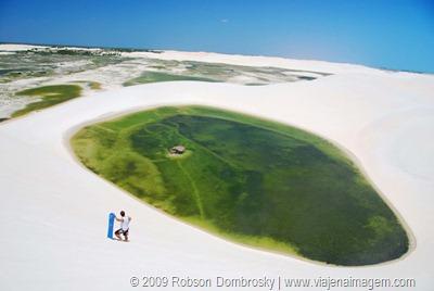lago nas dunas