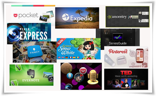 Le 10 migliori applicazioni per Android del 2012