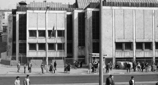 İlk Modern Kütüphane Yıkılıyor