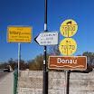 Voburg sur le Danube