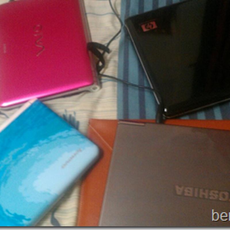 Gila laptop ke apa ?