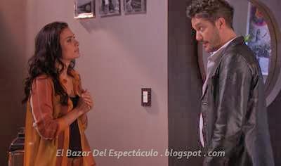 En el capítulo de este martes, Joaquín (Gustavo Bermúdez) se queda ...