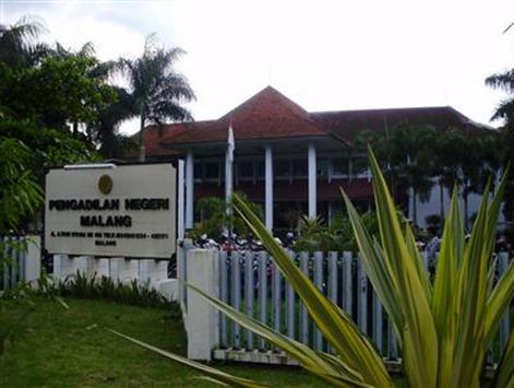 Pengadilan Negeri Malang November 2011