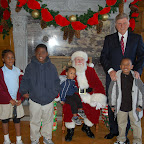 Beebe Cares Christmas
