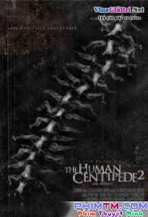 Con Rết Người 2 - The Human Centipede 2 Tập 1080p Full HD