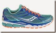 Saucony womens running shoe