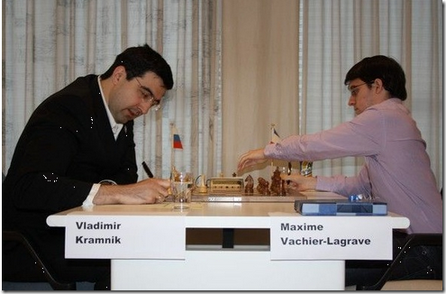 Vladimir Kramniv vs Maxime V Lagrave