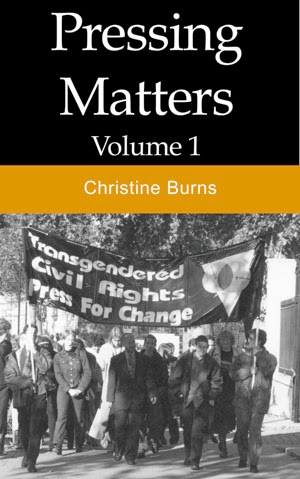 Pressing Matters Vol 1 Book Cover