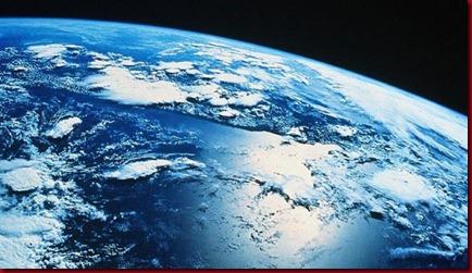 Bumi dan Sabuk Radiasi Misterius