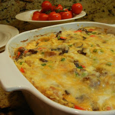 Makeahead Breakfast Casserole