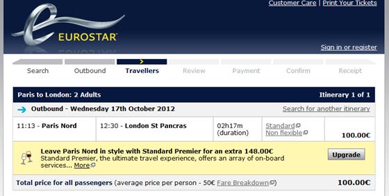 EuroStar購票方法_11