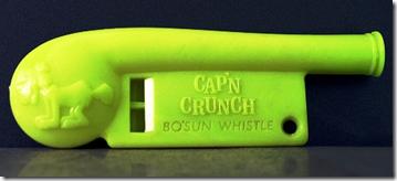 Apito Cap'n Crunch