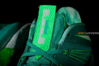nike lebron 10 low ss green white 2 06 LEBRON X LOW, KOBE 8 and KD V   Nike Easter Collection