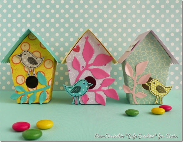 cafe creativo - big shot - easter box birdhouse - pasqua (4)