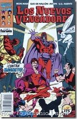 P00057 - Los Nuevos Vengadores #57