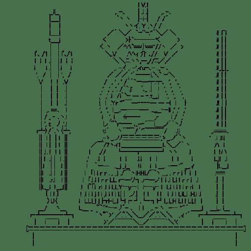 甲冑(子供の日)