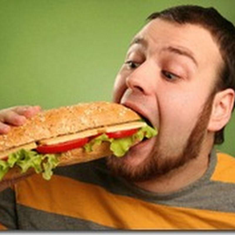 أشهر 6 خرافات عن الطعام