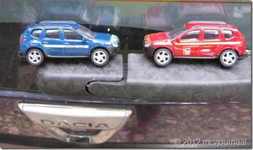 Dacia Duster miniatuur 07