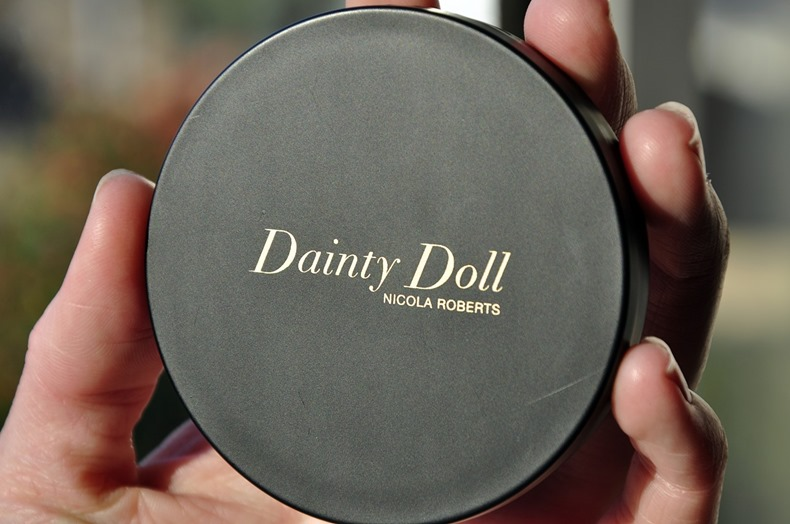 dainty doll my girl blush 002 swatch review