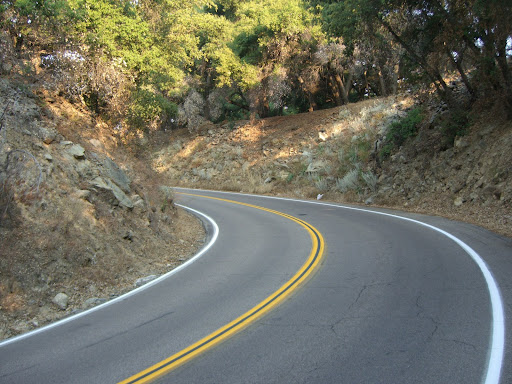 Palomar Mountain - South Grade Road