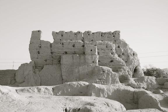 Gaochang - Ruines 3