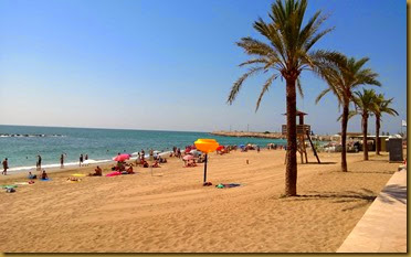 Vineros Beach