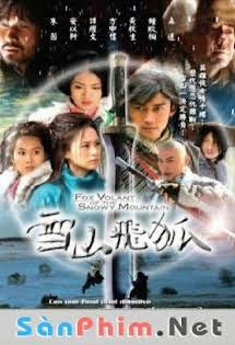 Tân Tuyết Sơn Phi Hồ (2007) Full -  Tuyết Sơn Tình Thù  Full - USLT