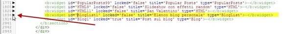 aprire-codice-widget