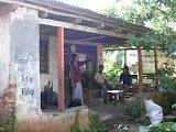 Sanggabuana basecamp at Kampung Cipeuteuy (Daniel Quinn, July 2010)