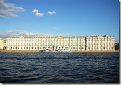 Hermitage from boat (Small)