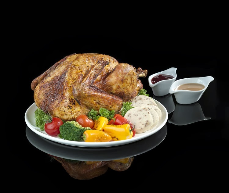 Traditional Roast Turkey(Black)10688