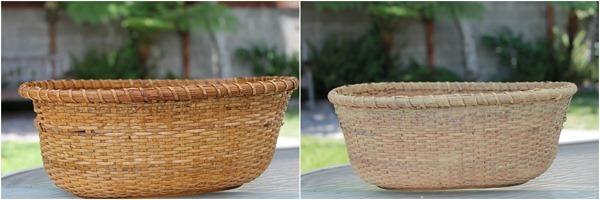 Blog Dip Dye Basket
