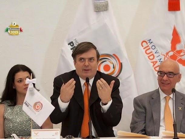 Presenta Marcelo Ebrard su declaración patrimonial