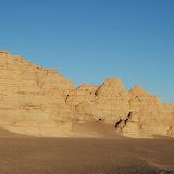 Mogui Cheng - Soleil couchant sur la roche