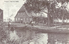 Tietjenshütte an der Hamme - Postkarte ca. 1903